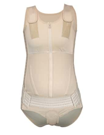 OBESINOV Physical Activity - Short Body Suit