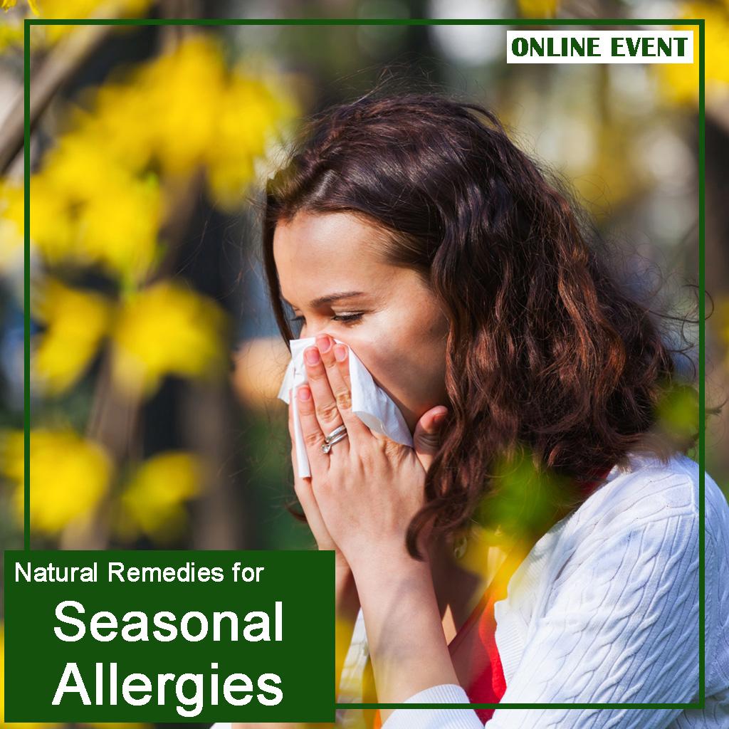 Sina Naturopathic Clinic - Allergy Event