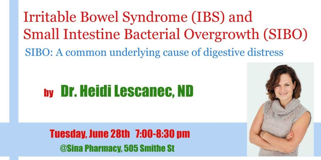 Digestive Health Event - SIBO
