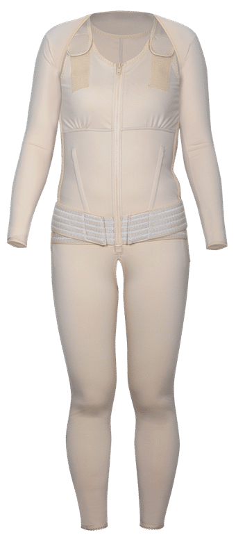 OBESINOV Physical Activity - Long Body Suit