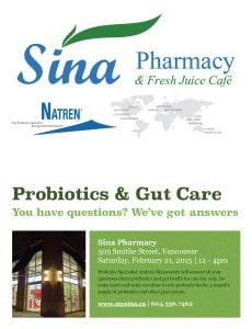 Probiotics-Event
