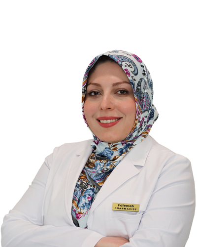 Sina Health Centre - Fatemeh Soleiman-Panah - Pharmacy Manager